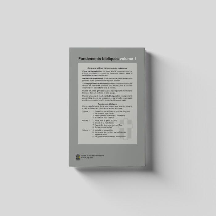 Fondements bibliques volume 1 - French