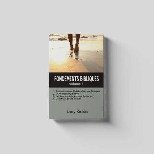 Fondements bibliques volume 1 - French