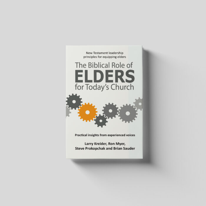 The Biblical Role of Elders in Today's Church
