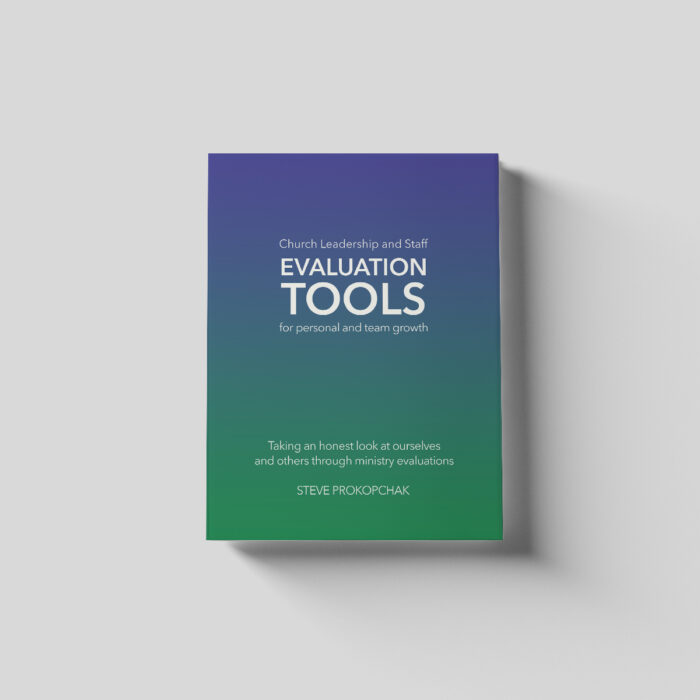 Church Leadership Staff Evaluation Tools