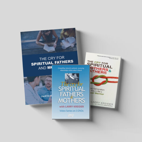 The Cry for Spiritual Fathers and Mothers Set
