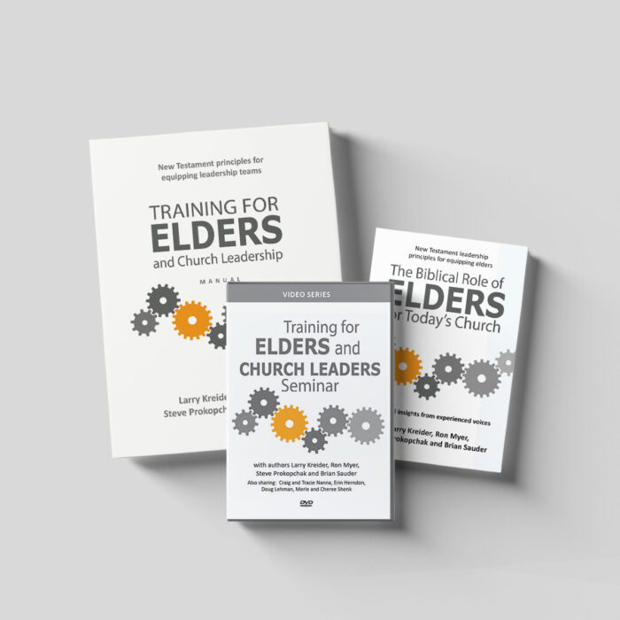Training for Elders and Leadership DVD Set