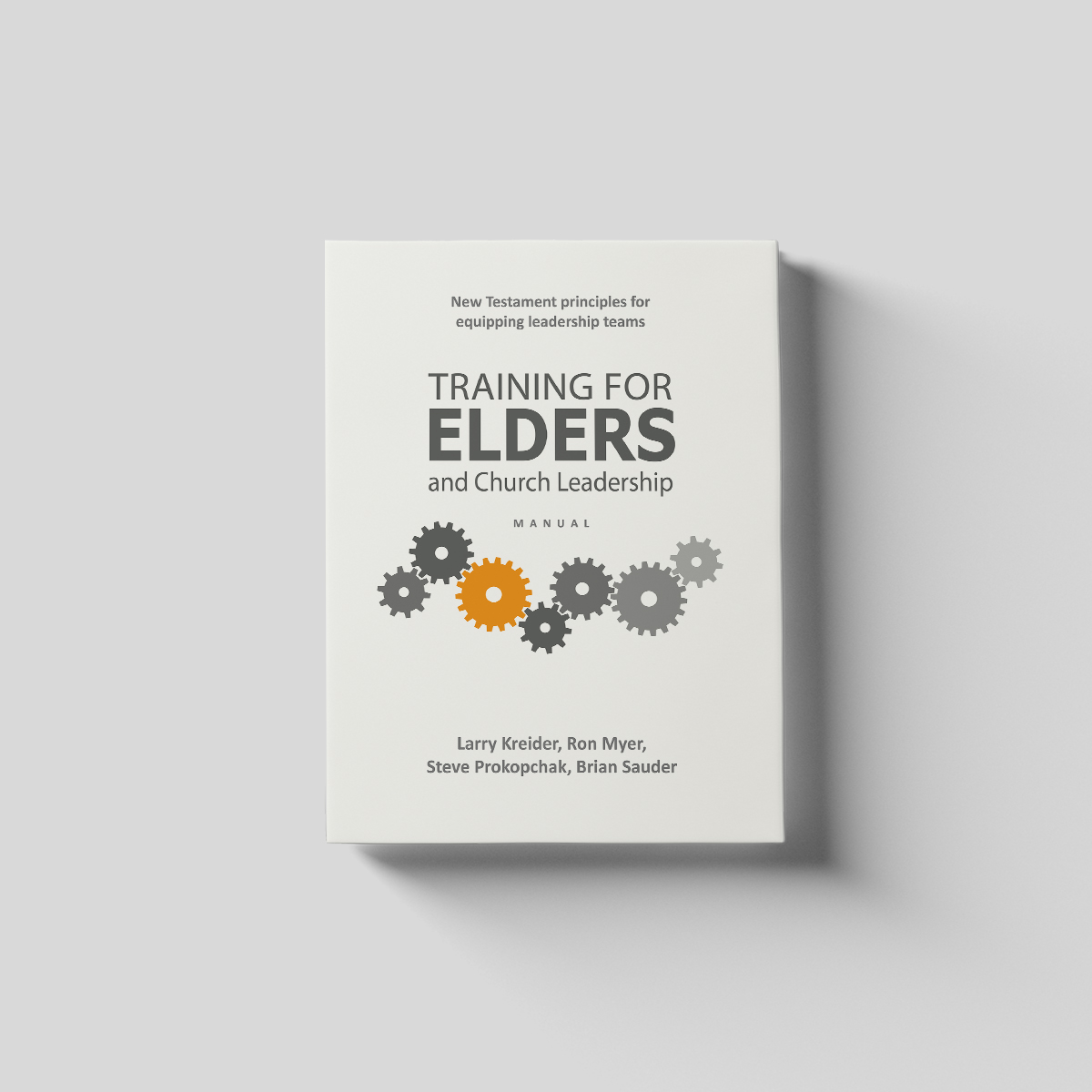 Elders Training and Church Leadership Manual