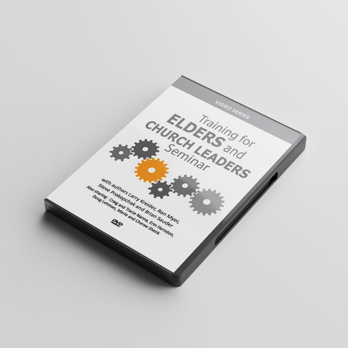 Training for Elders and Leadership DVD