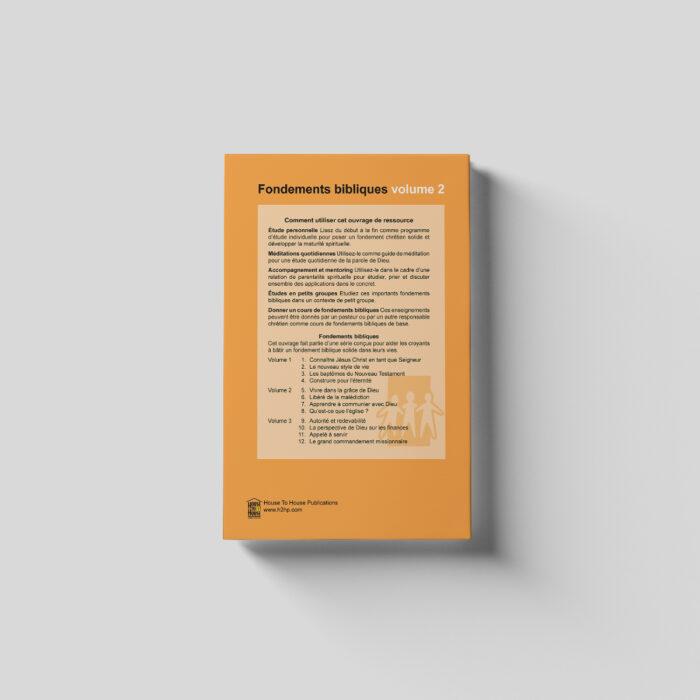 Fondements bibliques volume 2 - French